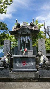 三峯神社 奥宮2