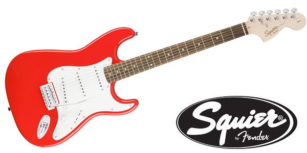 サウンドハウス「SQUIER ( スクワイヤ ) / Affinity Stratocaster Race Red」