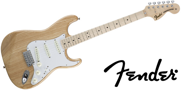 FENDER ( フェンダー ) / MIJ Traditional '70s Stratocaster Ash Natural
