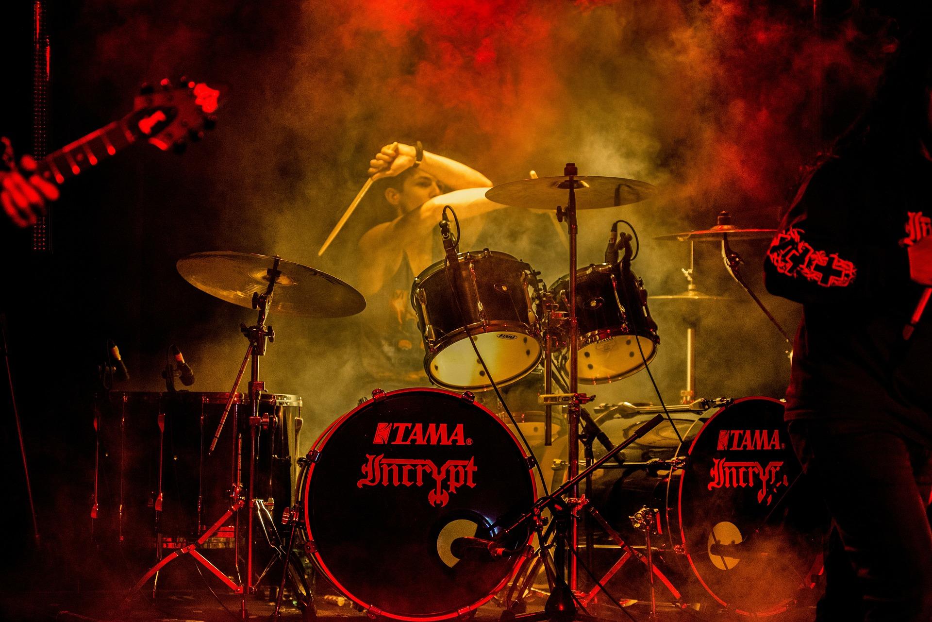 ドラムを習いたい!ドラムレッスン・ドラム講座が安いドラム教室・音楽教室比較
