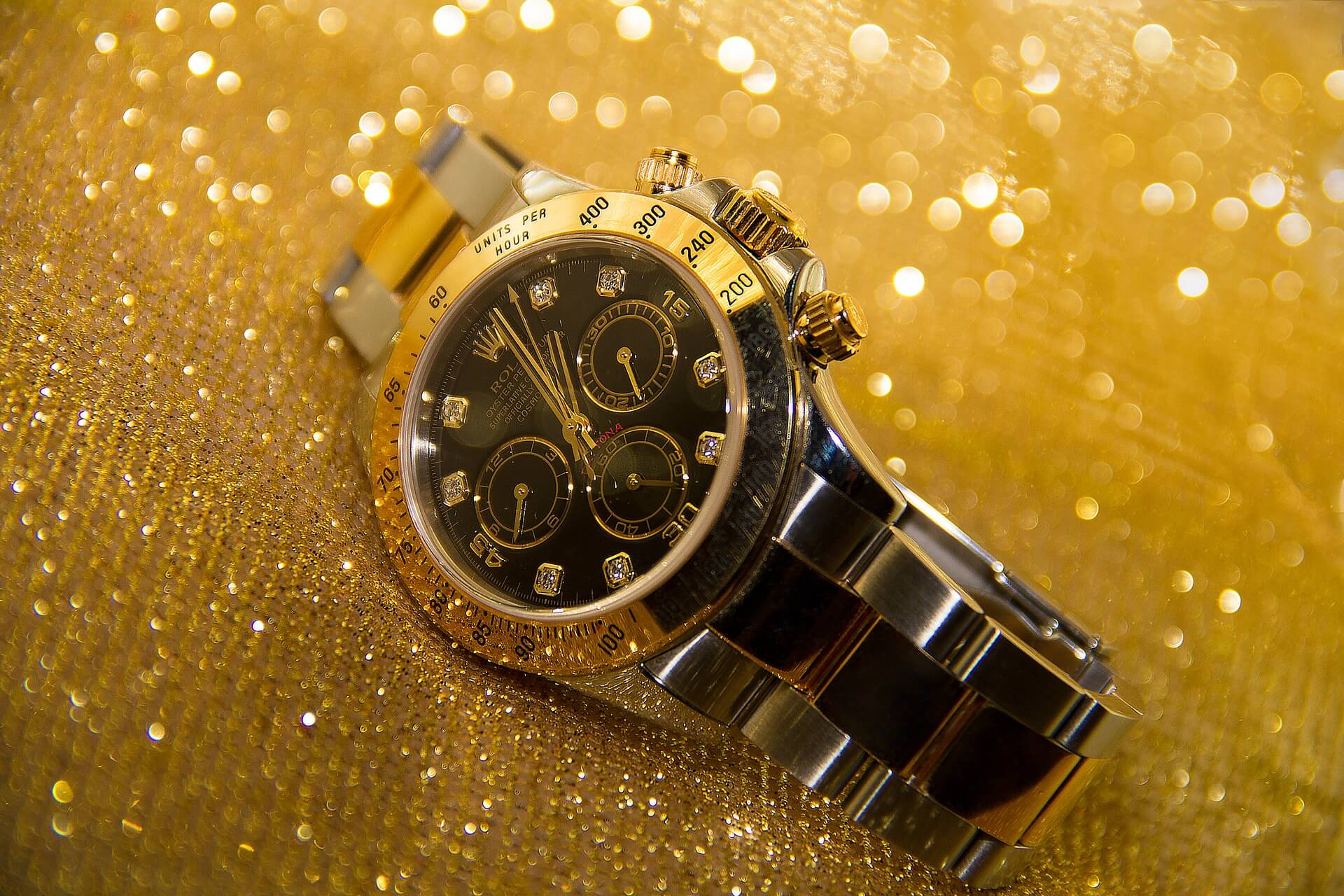 高級腕時計(ROLEX)