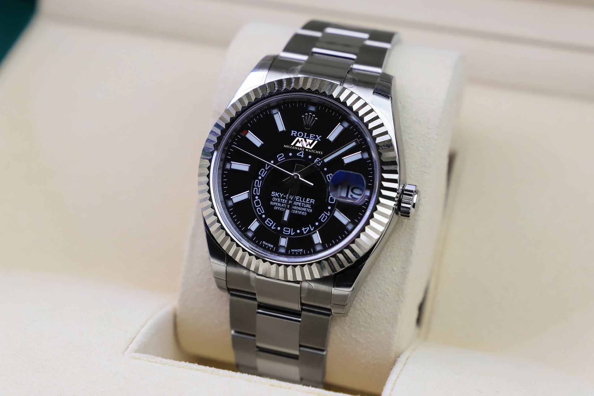 高級腕時計ブランド「ROLEX(ロレックス) 」