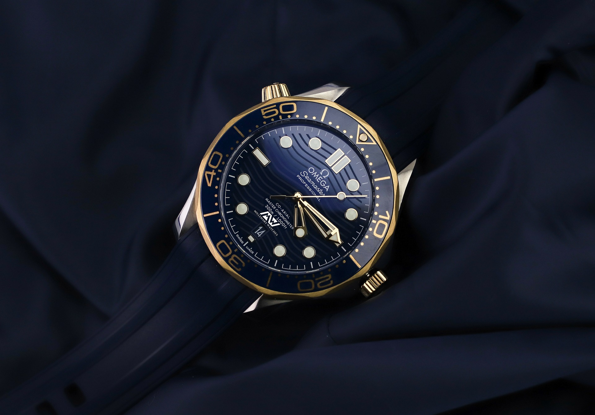 高級腕時計ブランド「OMEGA(オメガ)」