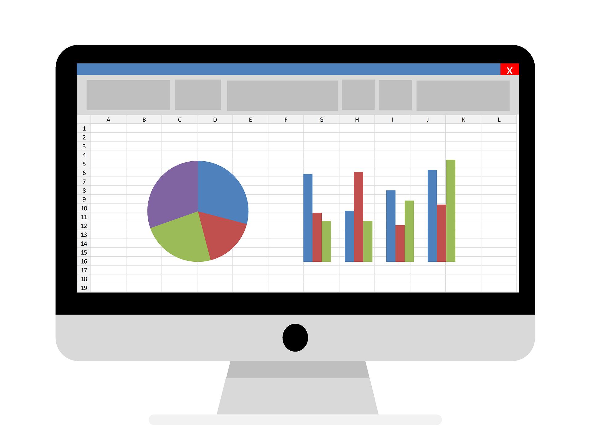 Excel(エクセル)画面