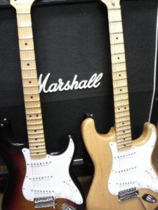 エレキギター「Fender(フェンダー)ストラトキャスター」